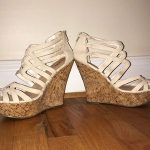 Shoes - Sandal wedges size 7.5